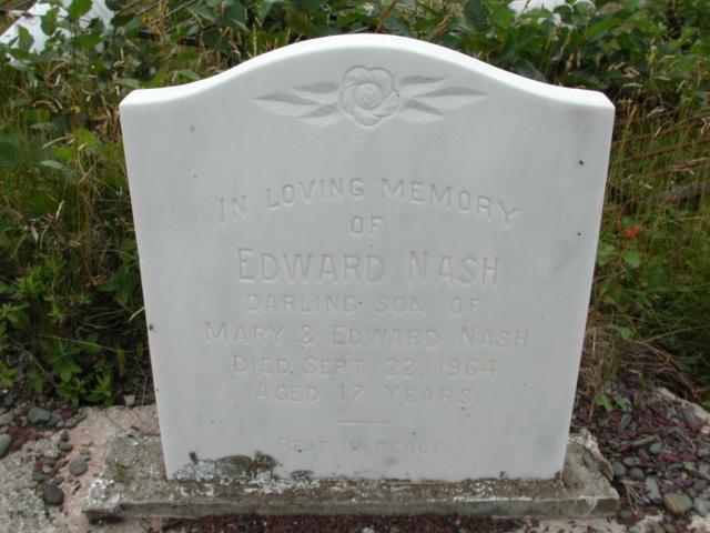 NASH, Edward (1964) BRA01-3215