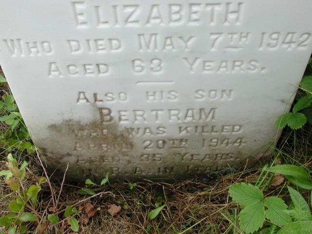 NASH, Elizabeth (1942) & Bertram (1944) BRA01-3235