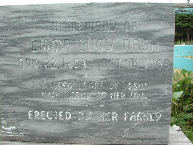 NASH, Emma Lucy (1969) BRA01-7752