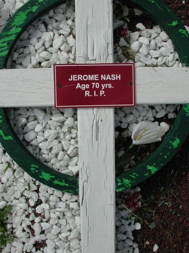 NASH, Jerome (xxxx) BRA01-3267