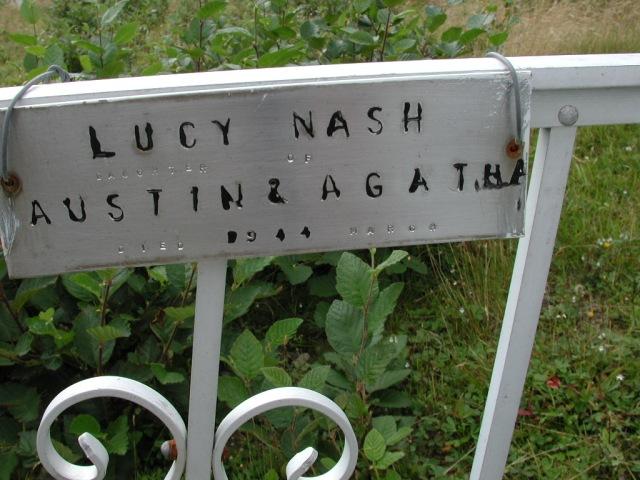 NASH, Lucy (1944) BRA01-3233