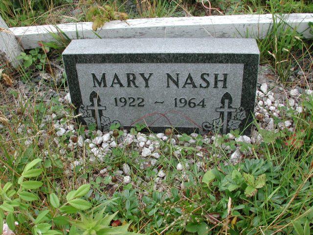 NASH, Mary (1964) BRA01-7776
