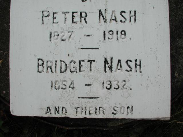 NASH, Peter (1918) & Bridget & Andrew J BRA01-7799