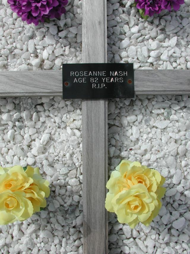 NASH, Roseanne (xxxx) BRA01-3264