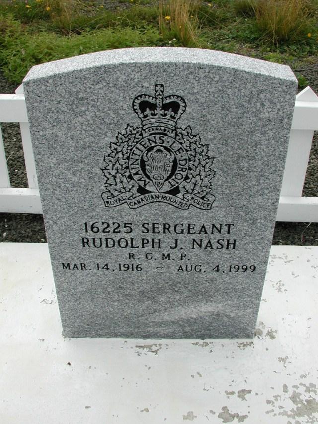 NASH, Rudolph J (1999) BRA01-3173