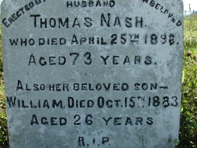 NASH, Thomas (1896) & William (1883) BRA02-3346