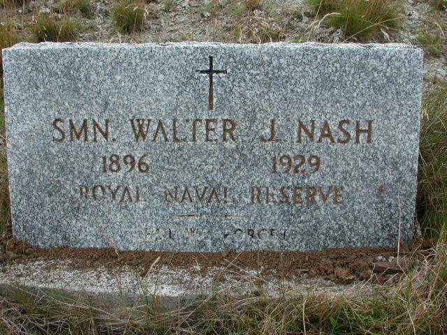 NASH, Walter (1929) BRA01-7690