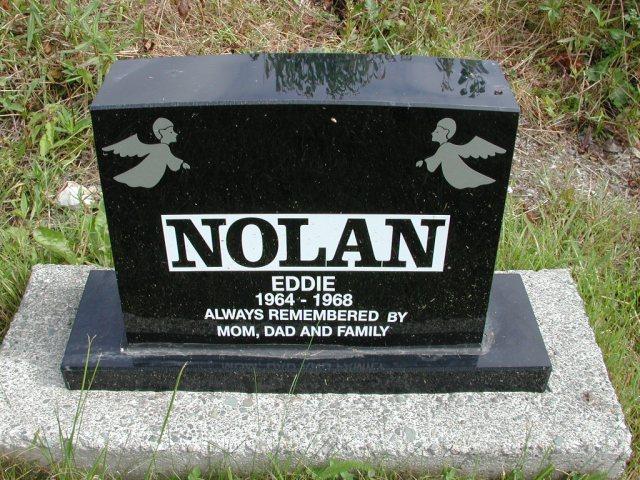 NOLAN, Eddie (1968) STM01-8256
