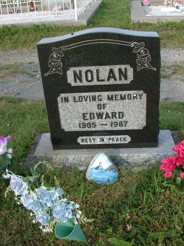 NOLAN, Edward (1987) STM03-3705