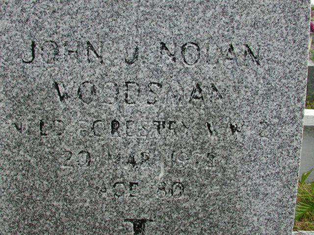 NOLAN, John J (1972) STM01-8278