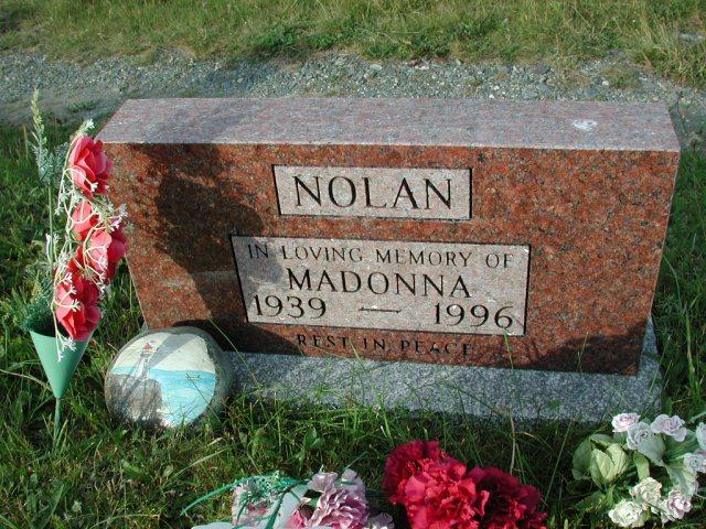 NOLAN, Madonna (1996) STM03-3701