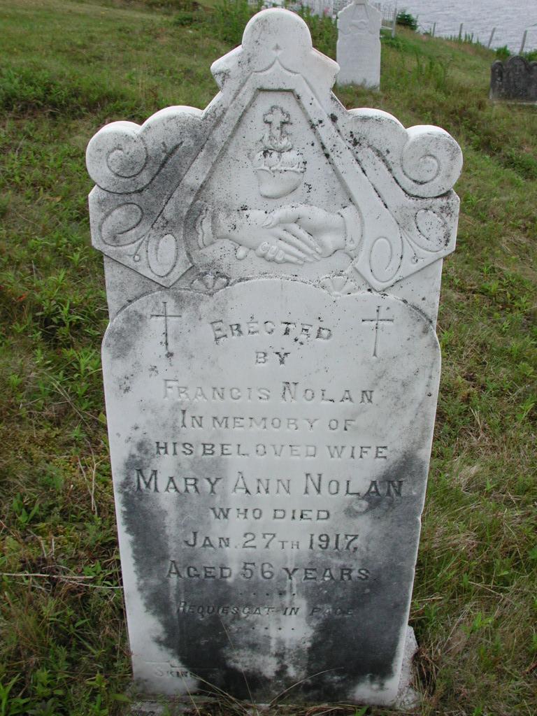 NOLAN, Mary Ann (1917) SJP01-7595