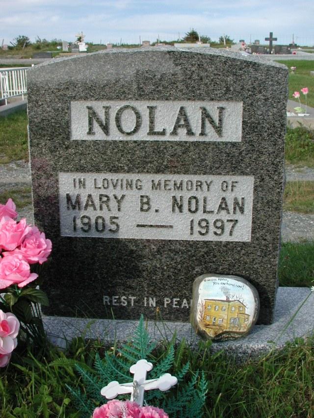 NOLAN, Mary B (1997) STM03-3704