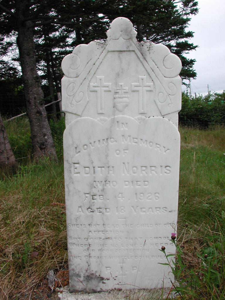 NORRIS, Edith (1926) SJP01-1749