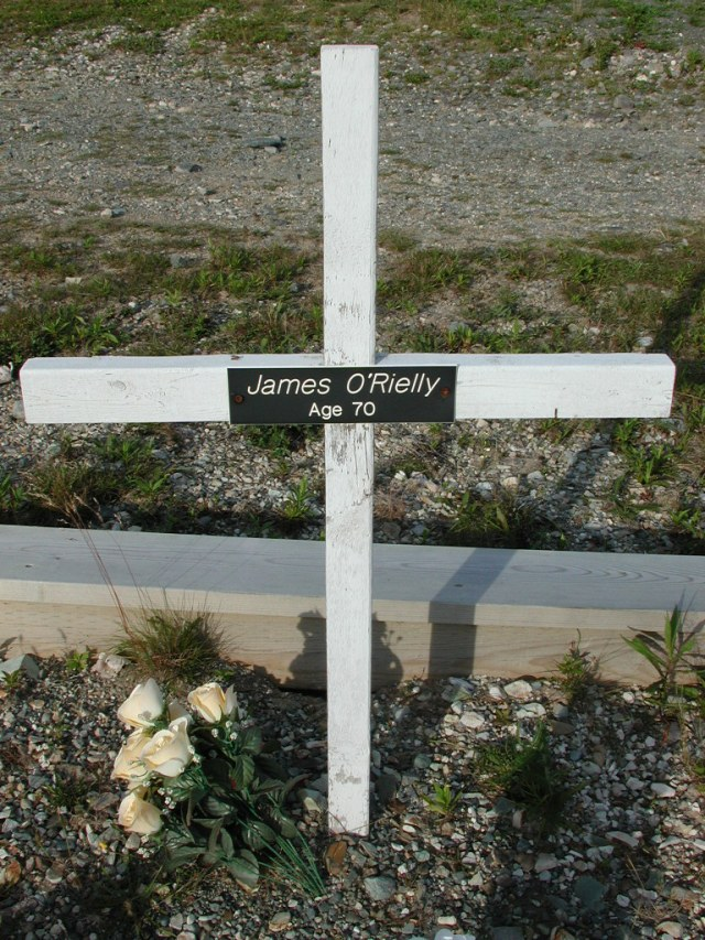 ORIELLY, James (xxxx) STM03-9439
