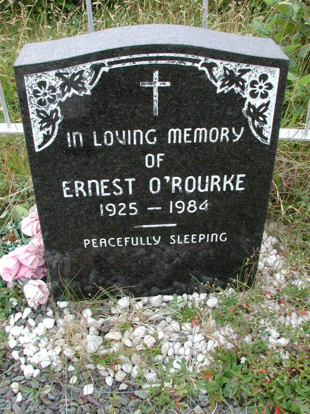 OROURKE, Ernest (1984) BRA01-3165