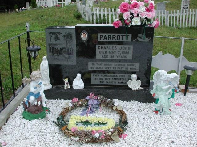 PARROTT, Charles John (1988) ODN02-2007