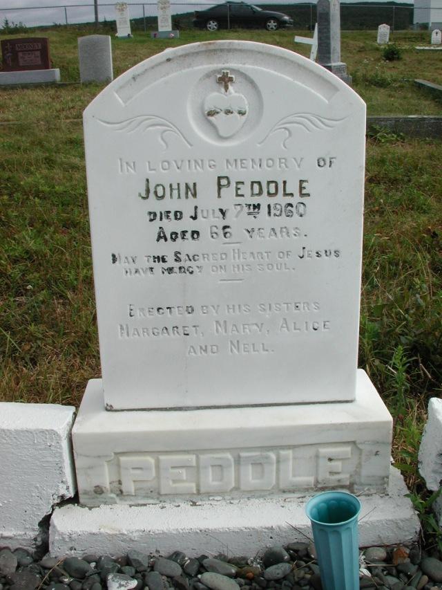 PEDDLE, John (1960) STM01-2478