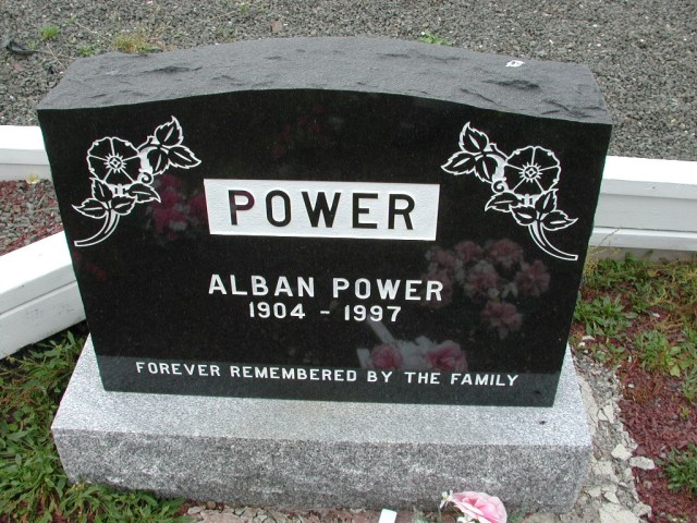 POWER, Alban (1997) BRA01-3190