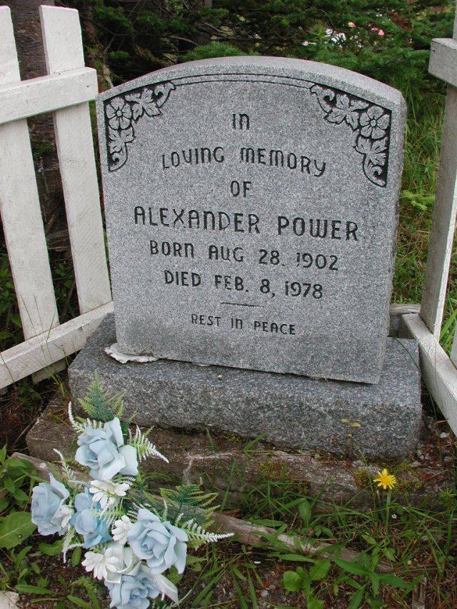 POWER, Alexander (1978) ODN02-2047