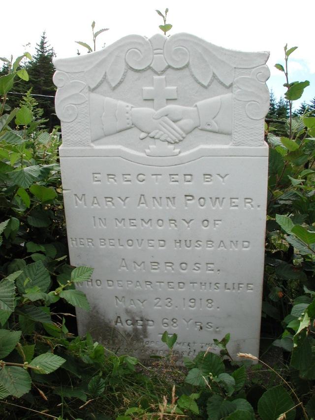 POWER, Ambrose (1918) BRA01-7762