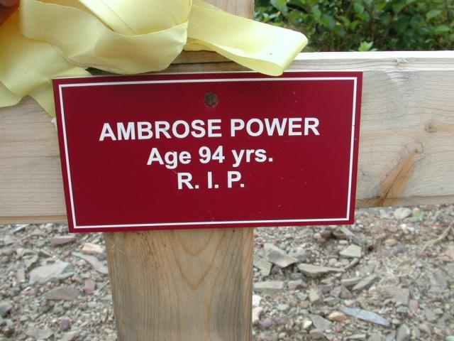 POWER, Ambrose (xxxx) BRA01-3237