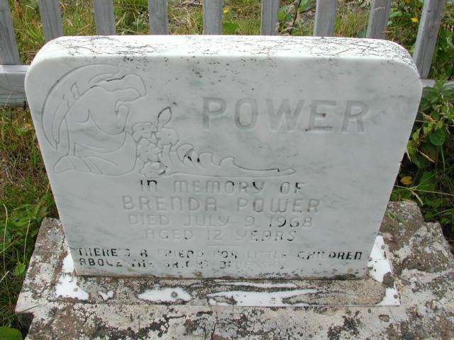 POWER, Brenda (1968) BRA01-3240