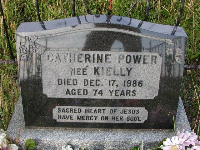 POWER, Catherine Kielly (1986) STM03-9491