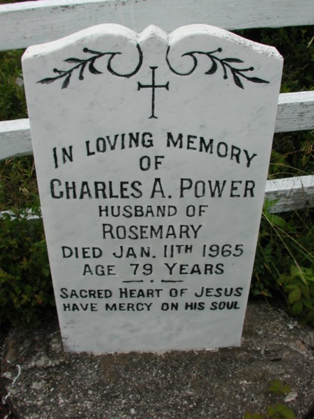 POWER, Charles A (1965) BRA01-3202