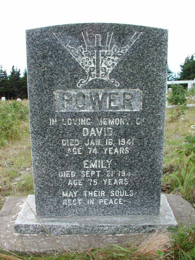 POWER, David (1941) & Emily (1944) BRA01-7723