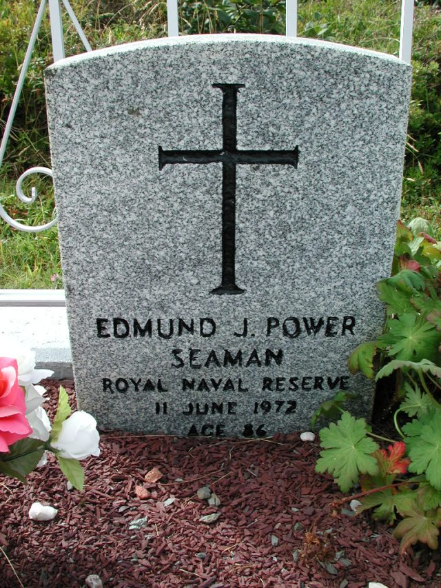 POWER, Edmund J (1972) BRA01-7811