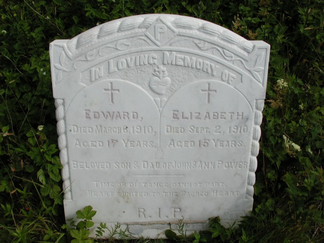 POWER, Edward (1910) & Elizabeth (1910) STM01-8194