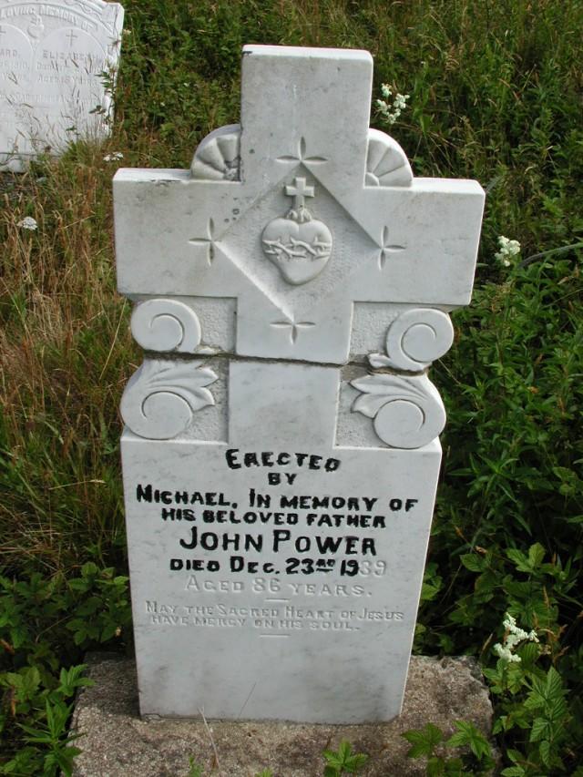 POWER, John (1939) STM01-8188