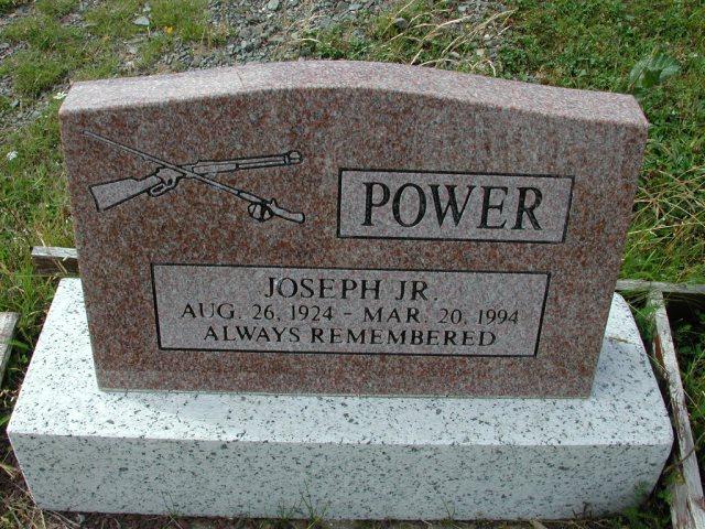 POWER, Joseph Jr (1994) BRA01-3277