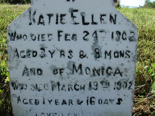 POWER, Katie Ellen (1902) & Monica (1902) BRA02-3350