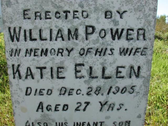 POWER, Katie Ellen (1905) & Rudolph (1906) BRA02-3333