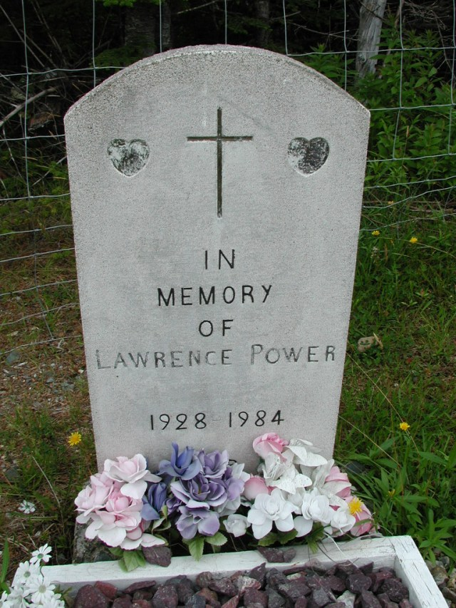 POWER, Lawrence (1984) ODN02-7744