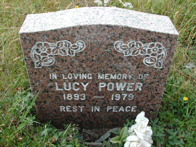 POWER, Lucy (1979) BRA01-3275