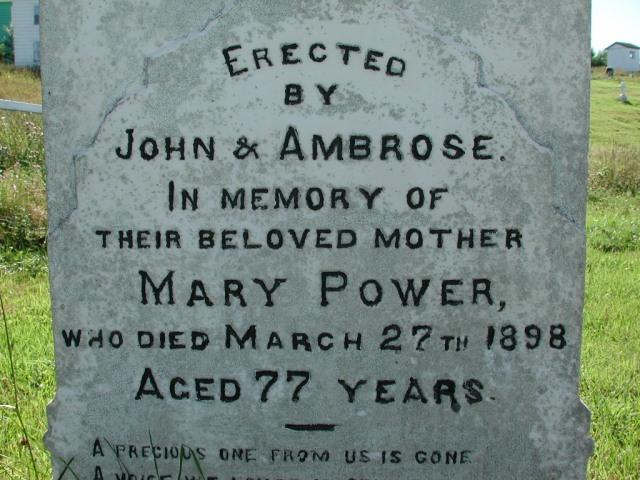 POWER, Mary (1898) BRA02-7878