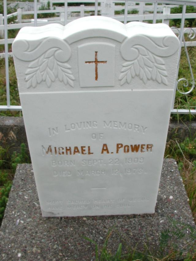 POWER, Michael (1973) BRA01-3204