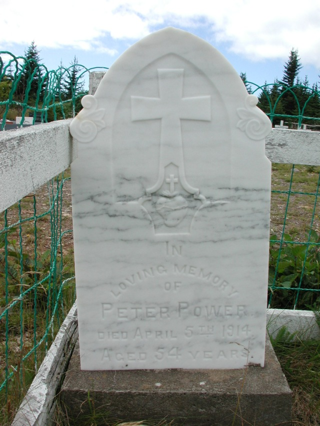 POWER, Peter (1914) BRA01-7749