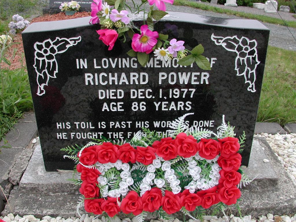 POWER, Richard (1977) SJP01-7377