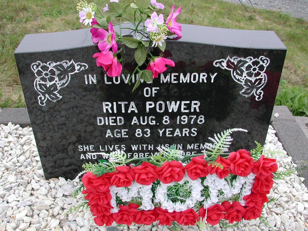 POWER, Rita (1978) SJP01-7378