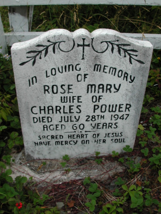 POWER, Rose Mary (1947) BRA01-3203