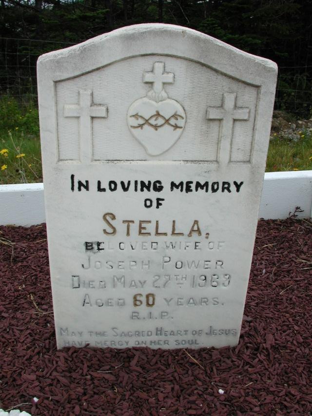POWER, Stella (1969) ODN02-7770