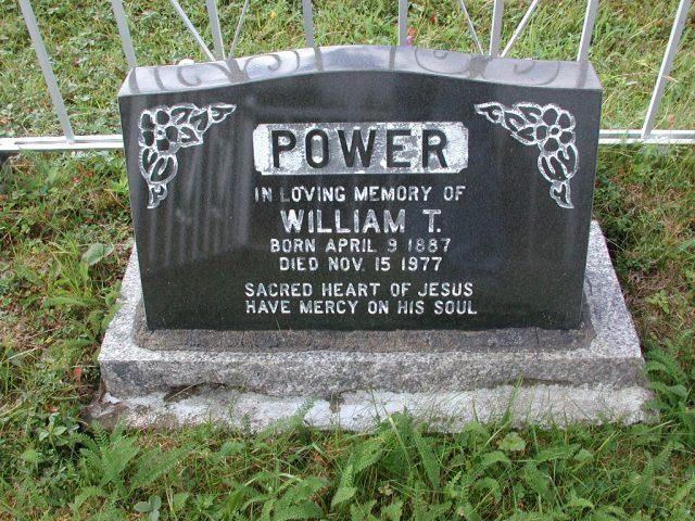 POWER, William T (1977) BRA01-7813