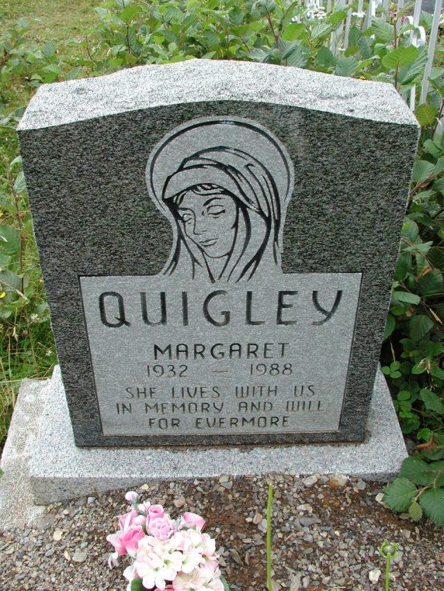 QUIGLEY, Margaret (1988) BRA01-3166