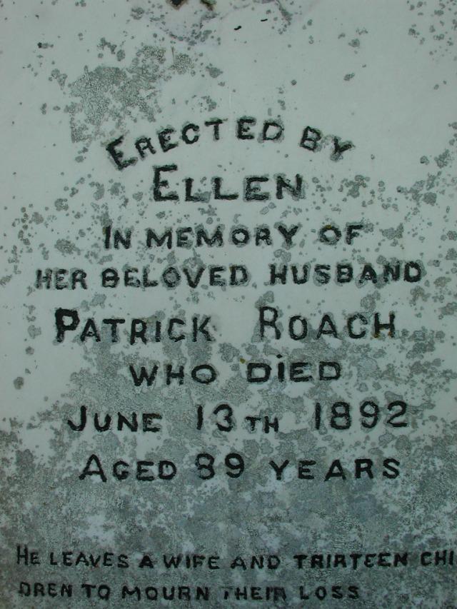 ROACH, Patrick (1892) BRA02-7894