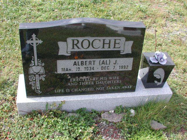 ROCHE, Albert Al J (1992) BRA01-7836