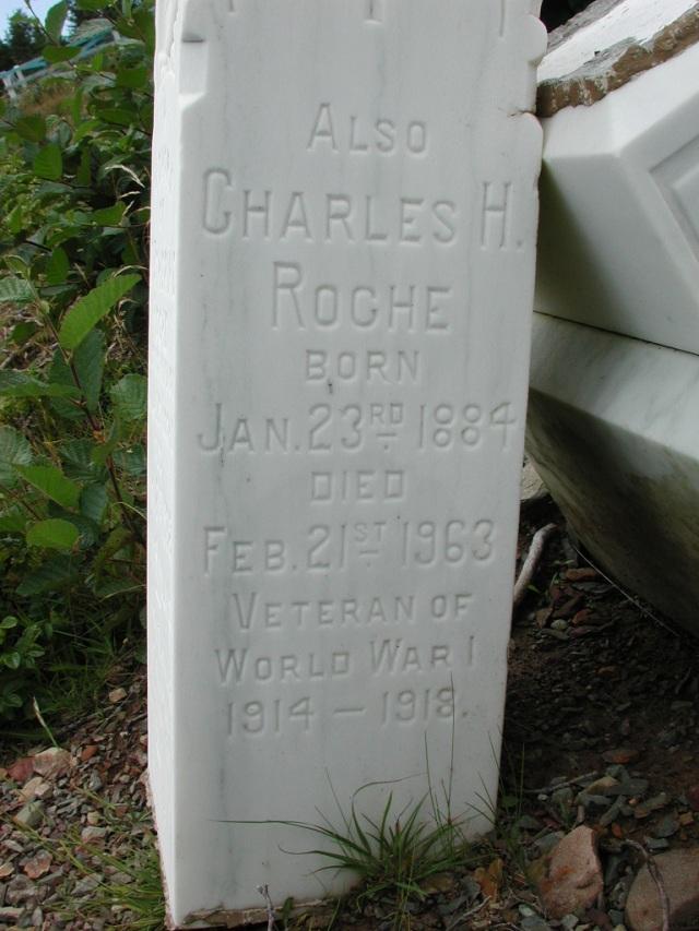 ROCHE, Charles H (1963) BRA01-7715